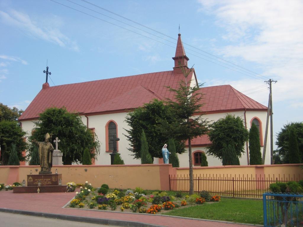 kościół w Sławnie
