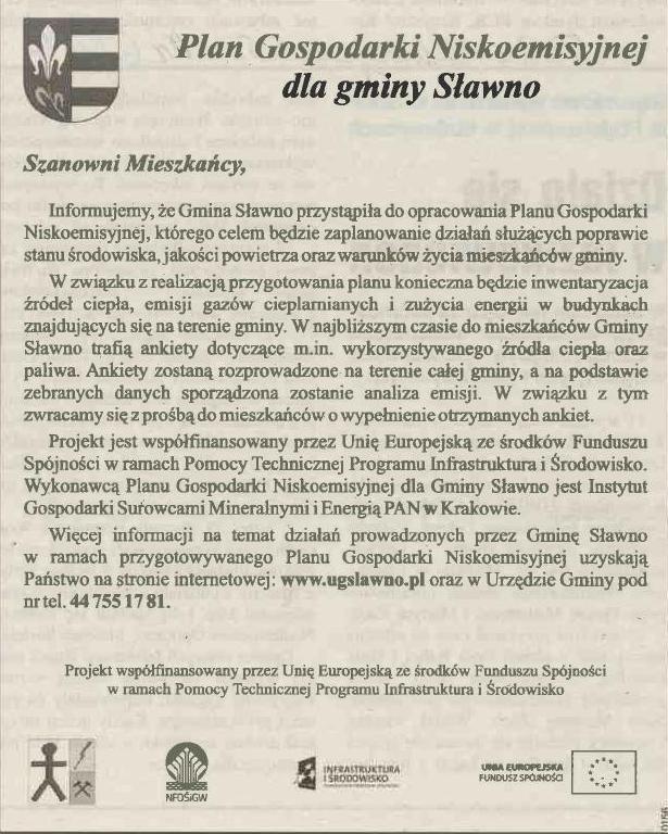 Informacja w prasie